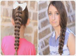 updos cute girls hairstyles youtube easy flipped braid updo prom hairstyles cute girls hairstyles