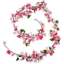 6 pink cherry blossom garland hobby lobby 669572