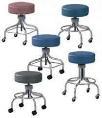 stools on wheels foter