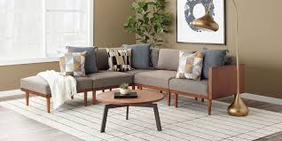 Sectional Sofas Bobs Classic Living Room Furniture Furniture Sectional Sofas