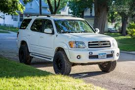 toyota sequoia lifted pics lets see lifted sequoia pics page 14 toyota tundra forums