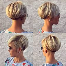 short hairstyles best 30 trendy stacked hairstyles for short