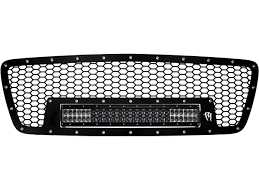 Led Light Bar Parts by 2009 2014 Ford F 150 Center Bumper Mount Black Rigid Industries