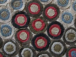 906 best crafts penny rugs images on pinterest penny rugs wool