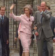 Juan Carlos, el Borbón
