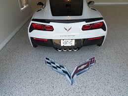 Epoxy Garage Floor Images by Epoxy Garage Floor Coating Corvetteforum Chevrolet Corvette