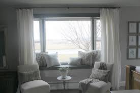 Rods For Bay Windows Ideas Cheap Bay Window Curtains Bay Window Curtains Store Bay Window