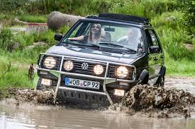 volkswagen syncro 4x4 syncro nined an ennead of surprising all wheel drive golfs that
