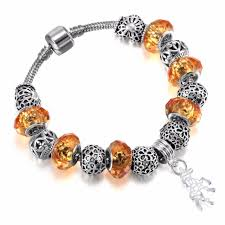 murano glass bangle bracelet images Unicorn dangle bangle heart love charm murano glass jewels beads jpg