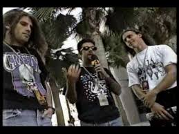 Chris Barnes 1993 Chuck Schuldiner Chris Barnes Headbangers Ball Interview