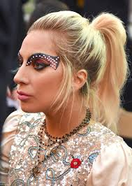 lady gaga dressed normal for halloween lady gaga u0027s new look is definite proof that this is a new era for