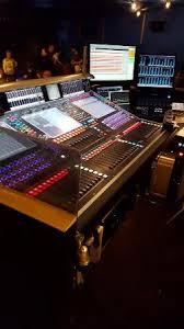 Sound Desk Sound Desk Picture Of Matilda The Musical London Tripadvisor