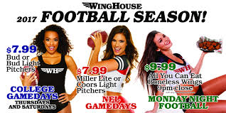 winghouse drinks the winghouse bar and grill