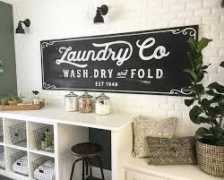 Retro Laundry Room Decor Best Vintage Laundry Room Decor Ideas Thebestwoodfurniture
