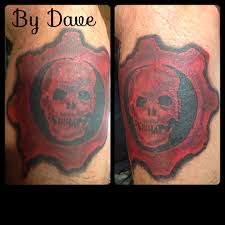 jdm tattoo sleeve gears of war tattoo my tattoos pinterest war tattoo skull