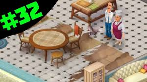 interior home scapes homescapes walkthrough lvl 109 112 kitchen day 2 gameplay