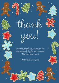 christmas thank you cards christmas thank you cards oubly