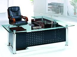 L Desk Office Depot Marvelous Plain Glass Desk Office Furniture Some Ideas To Help You