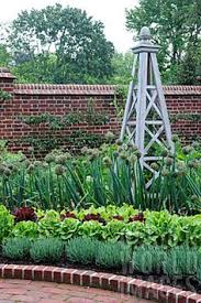 Kitchen Garden Designs Walled Kitchen Garden At The Pig Hotel In Brockenhurst In The New