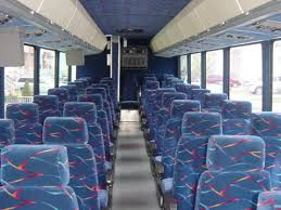 How To Bus Tables Vamoose Gold Bus U2014 A Business Class Coach