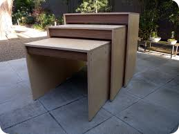 Nesting Desk Desks Tables Benches U2014 Moriki Design