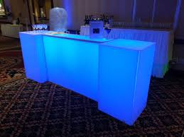 Acrylic Bar Table Acrylic Bar White Egpres