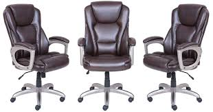 serta big u0026 tall office chair with memory foam only 99 shipped