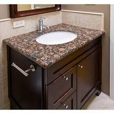 porcelain ceramic vanity undermount bathroom vessel sink 17 x 14