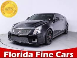 cadillac cts v coupe 2013 used cadillac cts v coupe for sale in miami fl 3 used cts