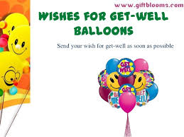 get well soon balloons same day delivery balloon delivery on the same day