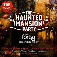 halloween night party flyer psd template facebook cover best