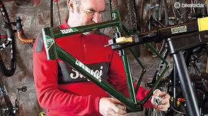 how to refurbish and respray your bike frame bikeradar