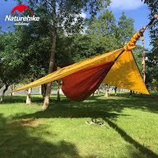naturehike ultralight hanging tent outdoor hammock with bed net