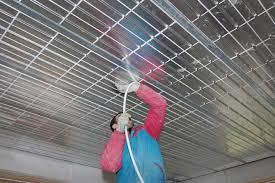 pannelli radianti soffitto floortech sistemi innovativi a pannelli radianti biomarket srl