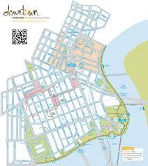 winnipeg map winnipeg downtown map