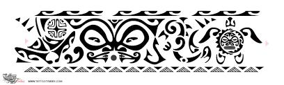 of polynesian ankle band protection balance custom