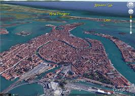 Map Venice Italy by Venice Part 2 Roc Doc Travel