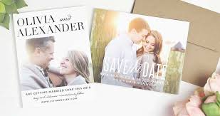 Save The Date Samples Custom Sample