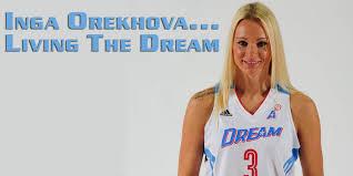 orekhova makes atlanta dream roster usf athletics