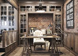 Masculine Home Decor 20 Amazing U0026 Masculine Home Office Ideas