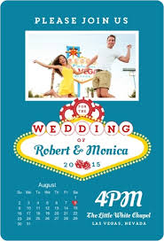 las vegas wedding invitations postcard wedding invitations wording vintage rustic vegas