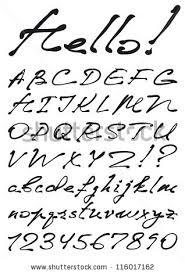 graffiti letters lowercase