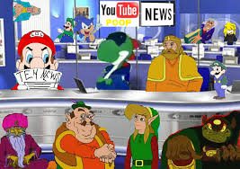 Know Your Meme Youtube - youtube poop news newsroom by stuart23 on deviantart