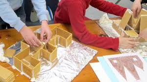 house project the great gingerbread house project edutopia