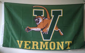 Make A Flag Online Vermont Catamounts Flag 90 X 150 Cm Polyester Ncaa Stars And
