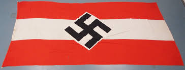 Germany Ww1 Flag Ww2 German Youth Flag Large Size U2013 Jb Military Antiques