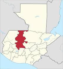 Guatemala World Map by