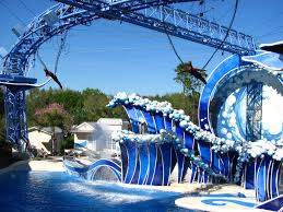 Sea World Orlando Map by Seaworld Orlando Theme Park In Orlando Thousand Wonders
