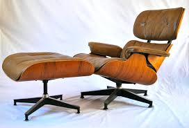 vintage eames lounge chair and ottoman vintage eames style lounge chair and ottoman lounge chairs ideas