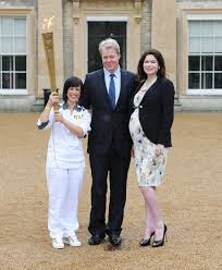 lady charlotte diana spencer an olympic event at althorp theo